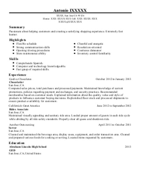 writing education on resume resume ged