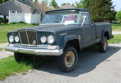 jeep gladiator 1965jeepgladiator02 trucks i want jeep