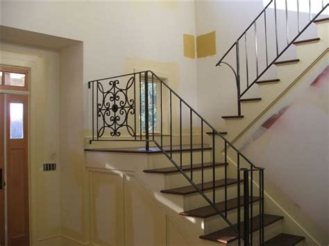 Ideas For Staircase Railings Ideas For Interior Stair Railings Railing Stairs And Kitchen Design How Interior Stair