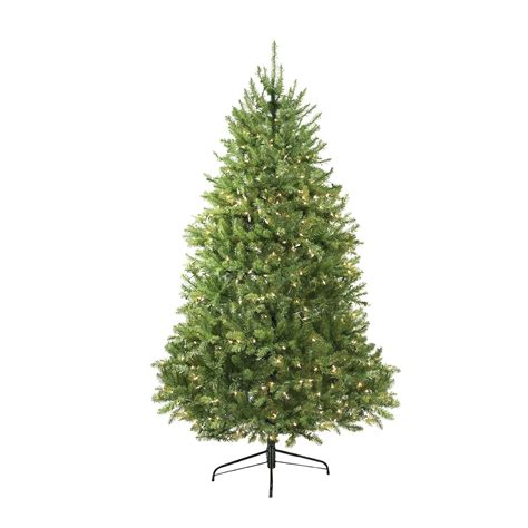 14 pre lit northern pine full artificial christmas tree