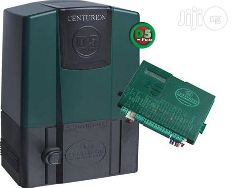 installation of centurion remote gate motors with