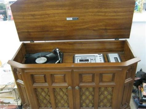 1970 s stereo cabinet 1970s console stereo back in the day