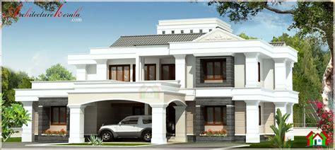 new style house plans contemporary style kerala home so replica houses