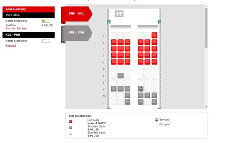 airasia hot seat number avoid paying fees on airasia