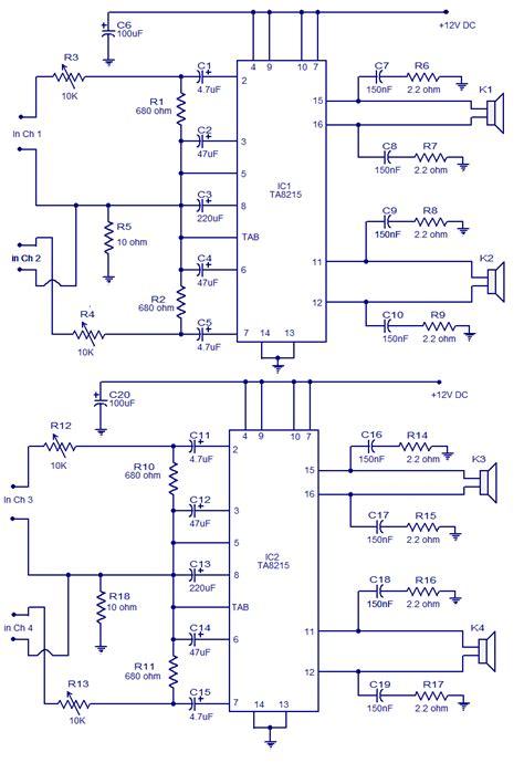 watt power amplifier todays circuits