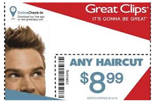 great clips coupons mn 2018