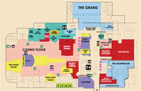golden nugget las vegas floor plan golden nugget floor plan meze blog