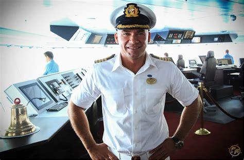 captain cruises captain dino sagani named master of majestic princess
