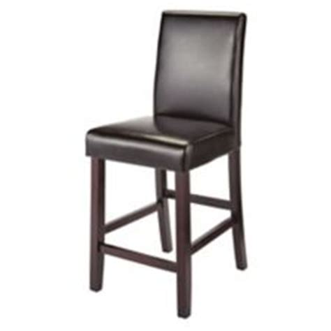 Bar Stools Canadian Tire by Canvas Leather Stool Espresso Canadian Tire