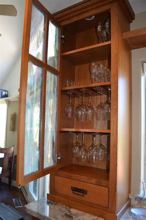 21 best Wine glass cabinet images on Pinterest   Wine