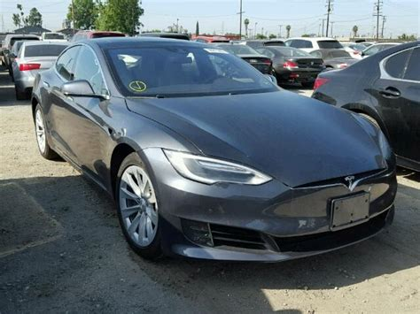 Tesla For Sale In California 2016 Tesla Model S For Sale At Copart Los Angeles Ca Lot