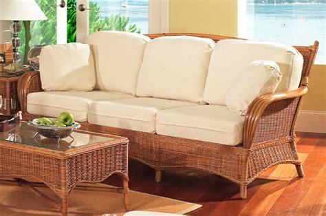 lexington wicker bedroom furniture lexington rattan sofa