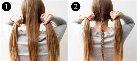 5 simple ways you can wear your braids half up half down wear this hair a simple braided beauty more com