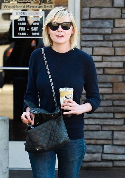Kirsten Dunst Needs A Better Stylist by Kirsten Dunst Wayfarer Sunglasses Kirsten Dunst