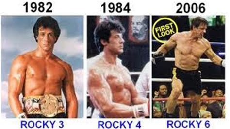 sylvester stallone bench press rock body fitness weight lifting exercises sylvester
