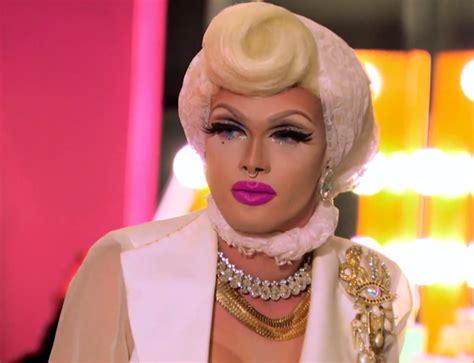 pearl tattoo drag queen pearl looking drop dead gorgeous rupaul s drag race
