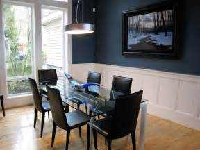 Blue Dining Room by Photos Hgtv