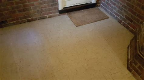 Images of asbestos flooring