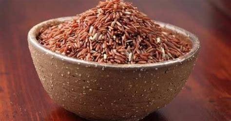 daftar harga sembako  kelontong beras merah