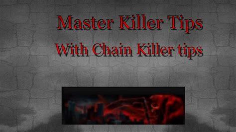 black ops 2 caign challenges black ops 2 master killer challenge tips
