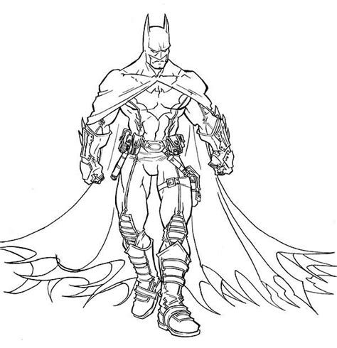 cool batman coloring pages batman armored coloring pages cool coloring pages