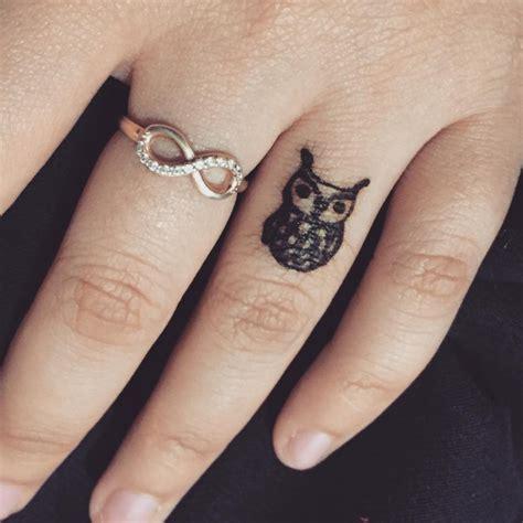 owl tattoo on finger meaning 32 owl tattoo designs ideas design trends premium