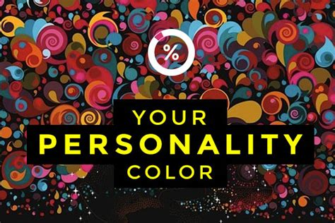 what is your color quiz what is your personal color quiz test wuppsy