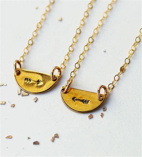 Nashville Home Decor by Arrows Best Friends Necklace Set Jewelry Necklaces