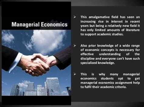 Assignment Managerial Economics Mba by Managerial Economics Assignment Help Stonewall Services