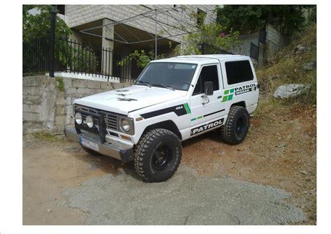 1986 nissan patrol listing all parts for nissan patrol 1981 1986 g160 api