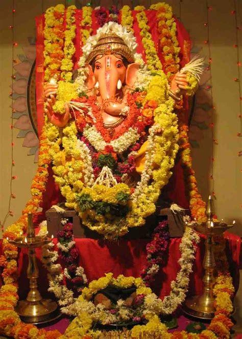 home decoration of ganesh festival ganesh chaturthi decoration tips ideas ganpati decor