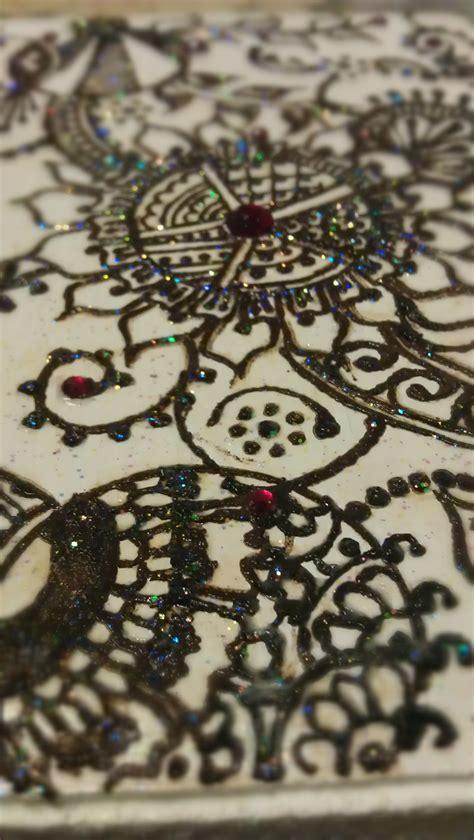 henna design jewelry box pin by sehrish mazhar on i love henna pinterest