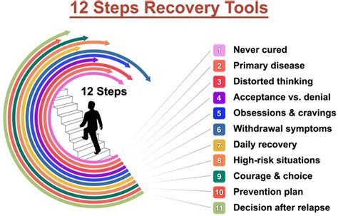 the 4 step plan the recovering it all s guide to recovery books relapse prevention tools
