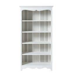 biblioth 232 que en bois blanche l 100 cm justine maisons du