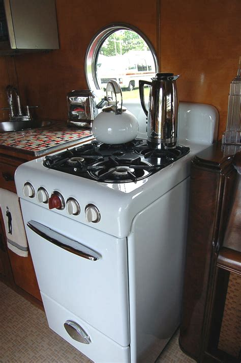 Kitchen Cabinet Radio by Vintage Airfloat Trailers From Oldtrailer Com