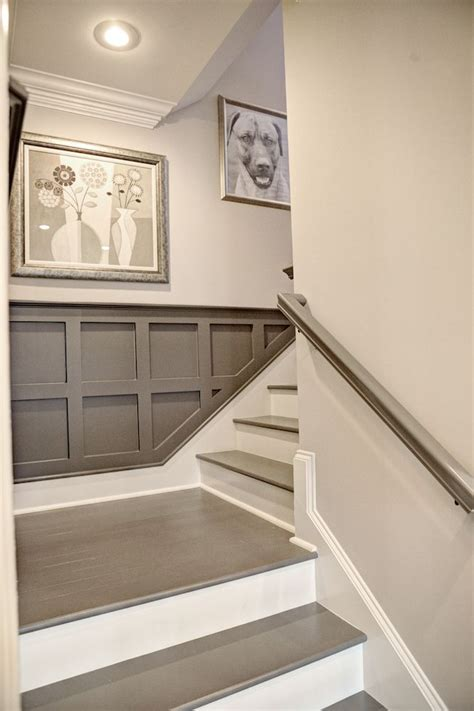 stairs beautiful this painted stairs for basement beautiful home decor and design