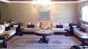 salon marocain traditionnel salon marocain