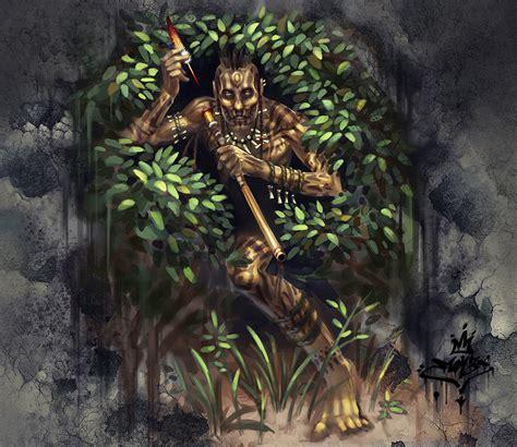 jungle warriors jungle warrior by ilison on deviantart