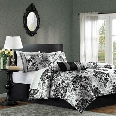 grey and black bedding white black and grey bedding www imgkid com the image