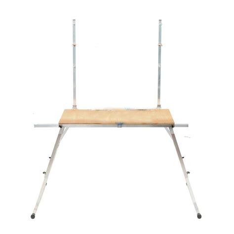 waxing bench holmenkol racing wax table ski servicing bench ski