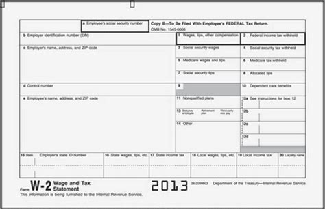 w2 template 2013 w 2 form copy requirements 1099 w2 info