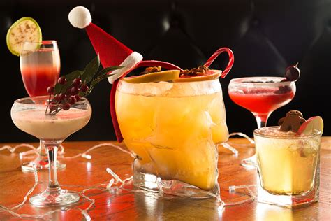christmas cocktails the top 6 bars to enjoy a festive cocktail in glasgow