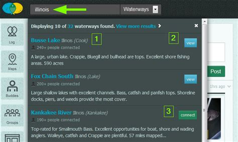 Find By Name And State Enhanced Search Feature Released The Fishidy