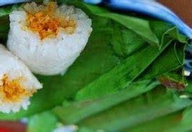 membuat lemper ayam spesial resep masakan indonesia