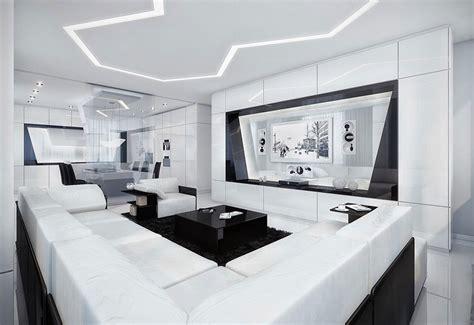 Modern Livingroom Designs 20 Wonderful Black And White Contemporary Living Room Designs