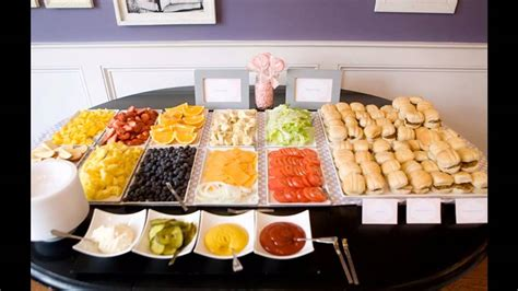 food for ideas awesome graduation food ideas