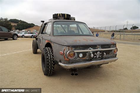 bmw rally off road vegas to monterey in a bmw 2002 off roader speedhunters