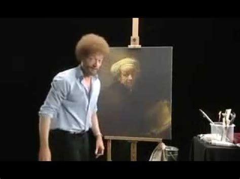 bob ross painting asmr the best bob ross asmr