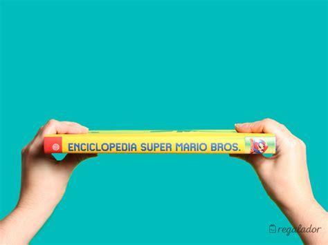 Mario Bros 30 enciclopedia mario bros 30 170 aniversario en regalador