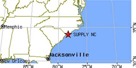 supply carolina map supply carolina nc population data races